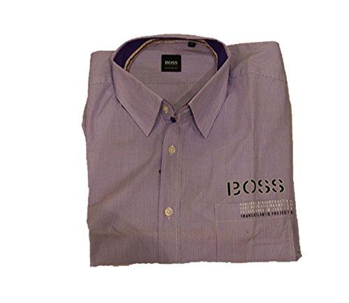 Boss Black Chemise Oliver 1 Couleur Violet 515 - Violet - L