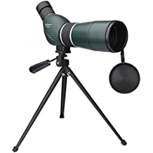 15-45X60 Telescopio Terrestre, Spotting Scope Catalejo Telescopio con Tripode, para Tiro Observador Paisajes