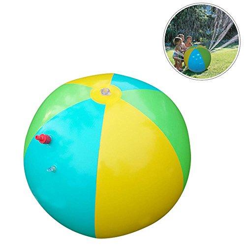 Elegant KOBWA Splash Und Spray Ball, 29.5 Inch (75 Cm) Durchmesser Aufblasbar  Sprinkler