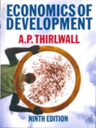 Economics of Development 9e Ind ed