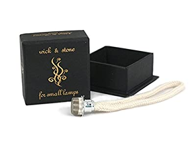 Ashleigh & Burwood Small Fragrance Oil Replacement Wicks by Scented Candle Shop