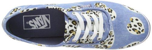 Cedar Vans Cheetah Heart Blanc Heart femme basket W Weiß Cheetah rPrSqwx