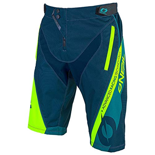 MTB Shorts Gepolsterte Cool Max abnehmbares Innenfutter Off Road Qualit/ät Radhose