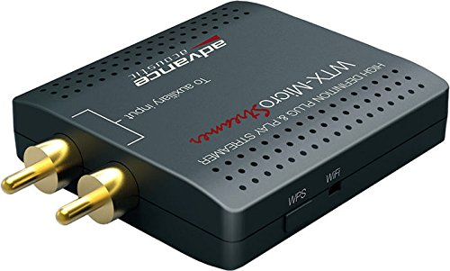 Zoom IMG-3 advance acoustic wtx microstream mini
