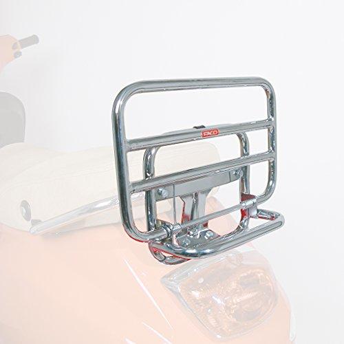 Portaequipajes Cromado plegable Vespa Lx 125M44-4del carburador 05-09
