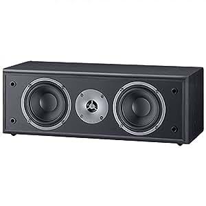 Magnat Monitor Supreme Center 252 - loudspeakers (Black, Tabletop/bookshelf, Speaker set unit, Center, Wired, Terminal)