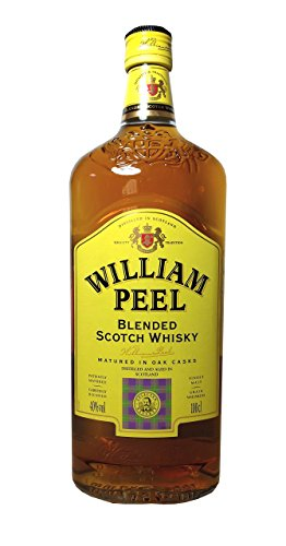 William Peel Blended Scotch whisky 1 L