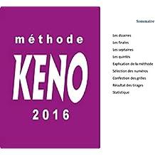keno 2016