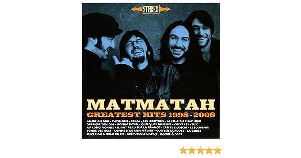 matmatah greatest hits