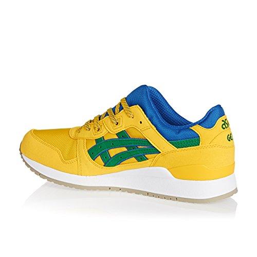 Asics Unisex-Erwachsene Gel-Lyte Iii Gymnastik Yellow