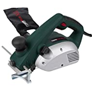 Powerplus 800w Electric Planer with 82mm planing width POWXQ5502