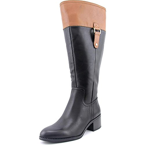 franco-sarto-lizbeth-wide-calf-women-us-8-black-knee-high-boot-uk-6
