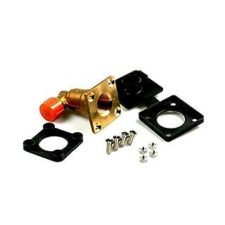 Füllventil HK Flach W21,8 Winkel 90° für Füllschlauchanschluss, LPG Autogas GPL
