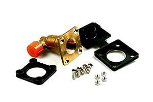 Robinet flotteur HK Plat W21,8Angle 90° Pour 8mm en cuivre, LPG voiture gaz GPL