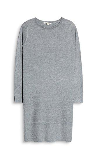 ESPRIT Damen Kleid Grau (Medium Grey 5 039)