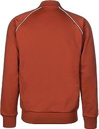 adidas Track Top Sst Tt arancione/bianco formato: XS (X-Small)