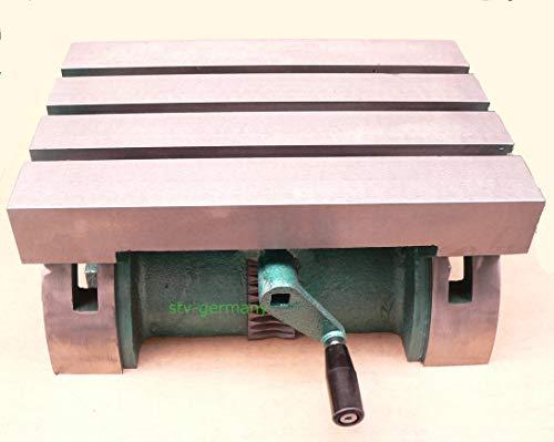 Schwenkbarer Aufspanntisch Winkeltisch Angeldesk Maschinentisch Schwenktisch (15