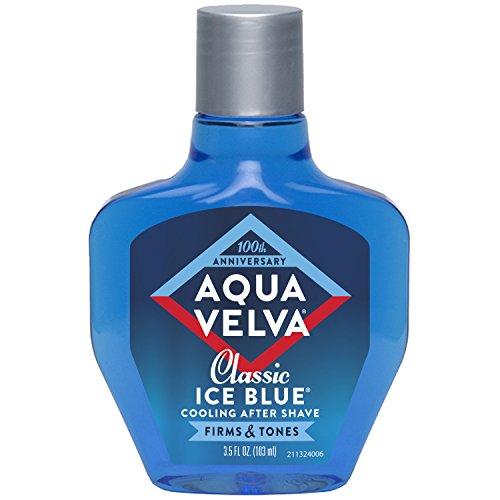 Aqua Velva After Shave, Classic Ice Blue (Herren Rasur Nachbehandlung) USA (Ice Aqua Velva)