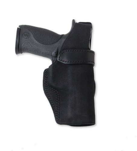 galco Wraith Belt Holster for Glock 19, 23, 32(Black, Right-Hand) by galco gunleather