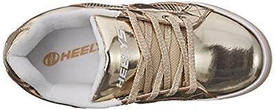 HEELYS SPLIT Schuh 2015 gold chrome, 39