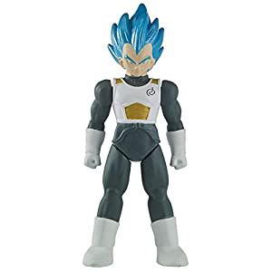 Dragon Ball- Dragonball Z Otro Figura De Combate Super Saiyan Blue Vegeta (Bandai 35959)