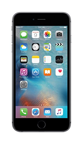 Apple iPhone 6s Plus (Space Grey, 16GB)