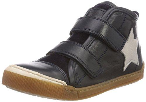 Bisgaard Unisex-Kinder 40704218 Hohe Sneaker, Blau (603 Blue), 38 EU