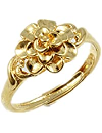 TBOP RING THE BEST OF PLANET SIMPLE & STYLISH Fire-melting Gold Ring Gold-plated Ring Fire Gold Ring Mixed Women's...