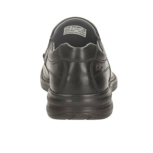 Clarks Keeler Step - Black Leather Nero