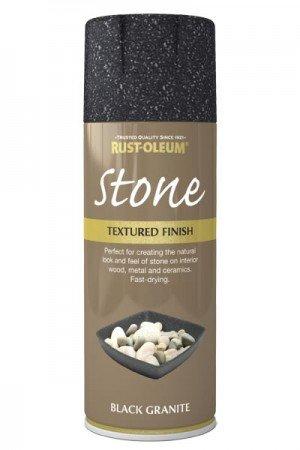 rust-oleum-stone-textured-multi-colour-premium-spray-paint-black-granite-1-pack