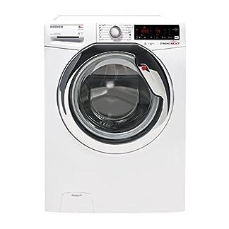 Hoover-DXOA-4438-AHC3-Waschmaschine-FrontladerA1300UpMkgDampf-Funktion-zur-Auffrischung-und-FaltenreduktionApp-steuerbar-dank-NFC-Technologiewei