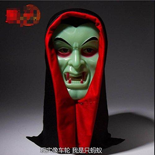Schablonen Niedliche Halloween (Halloween-Teufel-Zombie-Masken-Geist-Festival Vollständige Stützen Haunted Haus-Schablonen Horror)