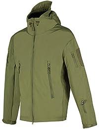 Amazon.es  chaqueta militar hombre - S  Ropa e7f07dc18f3d