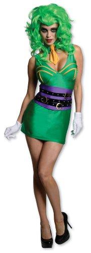 Imagen de disfraz de mujer joker batman  xs