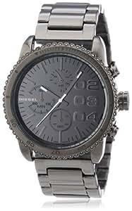 Diesel Damen-Armbanduhr Chronograph Quarz Edelstahl DZ5339