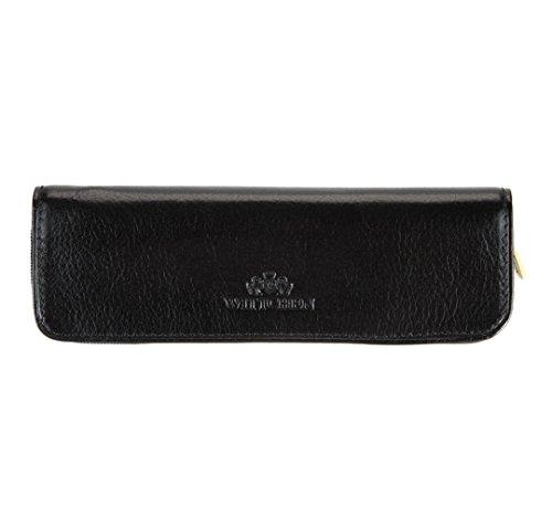 wittchen-damen-stiftetui-kugelschreiber-etui-2x16x55cm-schwarz-lackleder-naturleder-leder-handmade-2