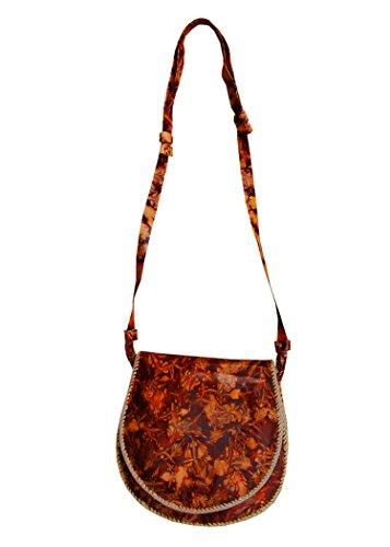 Echtes Leder Schultertasche , Handtasche , Umhängetasche für Frauen, Damen, Mädchen - handgefertigt (Handtaschen Suche Großhandel)