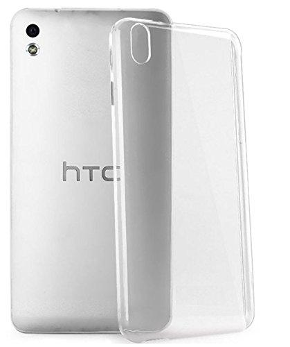 Coque Souple Silicone Transparent en Gel Incassable HTC Desire 816