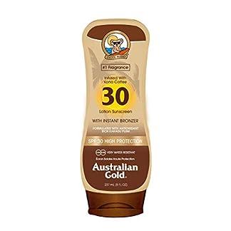 Australian Gold – protección solar con SPF 30 Bronceado 237 ml