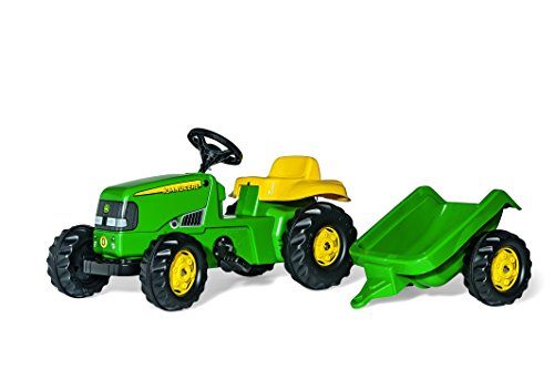 rolly-toys-01-219-0-tracteur-a-pedales-rollykid-john-deere-remorque
