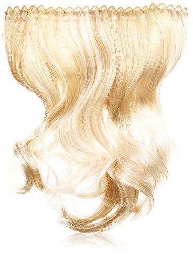 Balmain Extensions en cheveux synthétiques Tête complète Blond nordique 40 cm