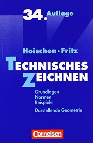 Buchseite und Rezensionen zu 'Hoischen: Technisches Zeichnen: 151033-6 und 24198-9 im Paket' von Prof. Dr. Wilfried Hesser