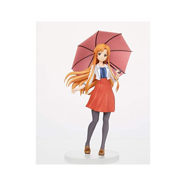Taito. Sword Art ONLINE - Asuna Casual Wear Ver. Figuren