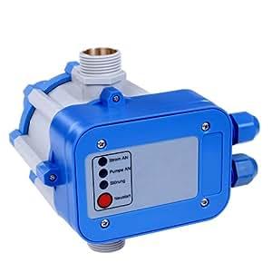 Timbertech®–Contrôleur de pression pour pompe à eau–220–240V/50–60Hz