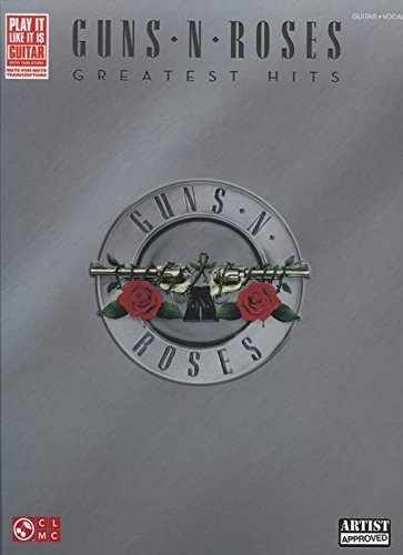 Guns N' Roses Greatest Hits (Play It Like It Is Guitar)