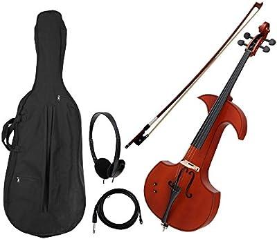 Silent E-Cello Classic Cantabile CE-100
