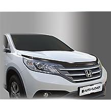 Autoclover - Juego de Protectores de capó para Honda CRV 2016+ (3 Piezas)