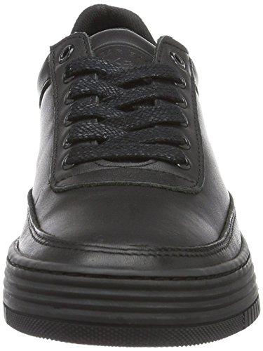 Bullboxer - Sneakers, Scarpe da ginnastica Donna Nero (nero)