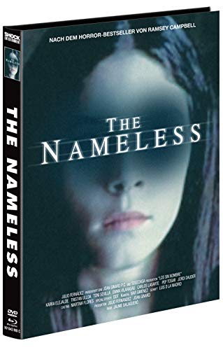 The Nameless - 2 Disc Mediabook - Cover C - Limitiert auf 111 Stück (+ DVD) [Blu-ray]