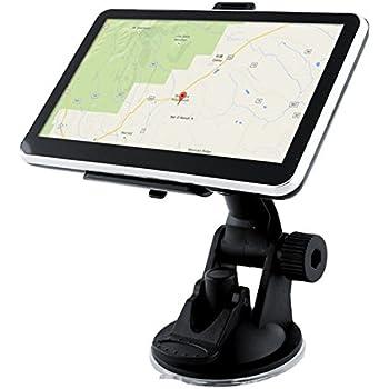TOOGOO 5 Pulgadas GPS Coche camioneta Navigator 128 M + 8GB MTK FM Sat Nav Navitel Rusia Mapa Europa America Asia Africa mapas de navegacion #560